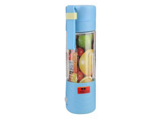 Akkus Shaker és Juice készítő - kék