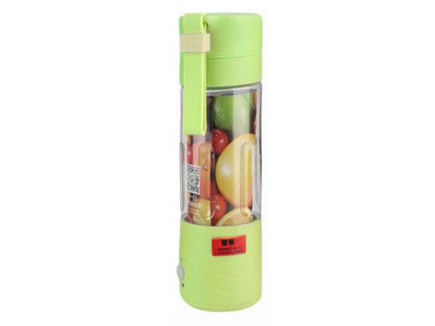 Akkus Shaker és Juice készítő - zöld
