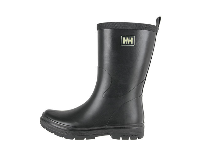 Helly Hansen W MIDSUND 2 BLACK / NATURA (SHINY) EU 38/US 7 (11281_991-7)