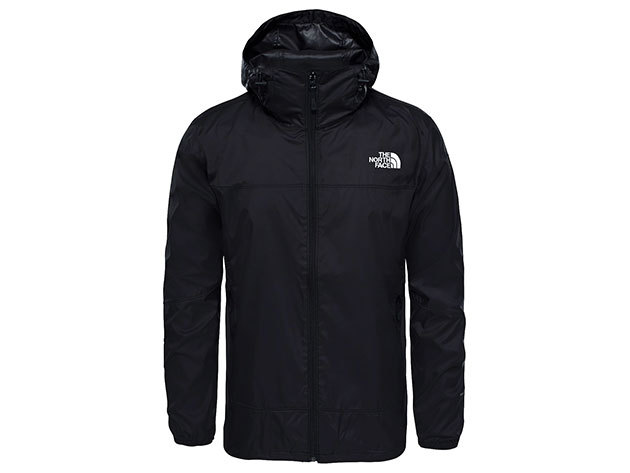 THE NORTH FACE NJ FLYWEIGHT HOODIE JACKET TNF BLACK- T92TWJJK3 - L (AZONNAL ÁTVEHETŐ)