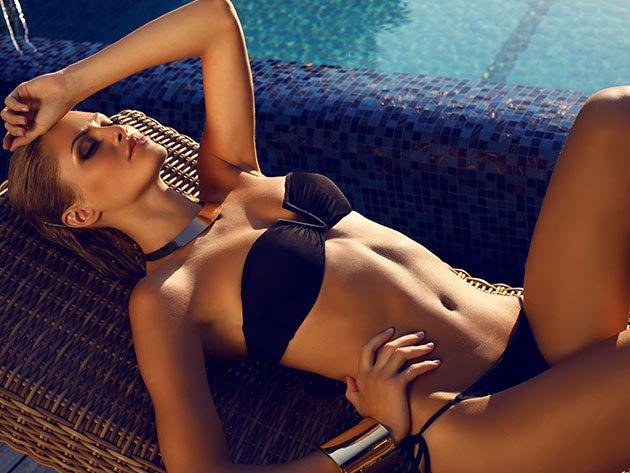 Bikini start program a leghatékonyabb testkezelésekkel: Dermalife spa jet élménykabin, tekercselés, bőrcsiszolás, zsírbontás, RF feszesítés, nyirokmasszázs / III. ker.
