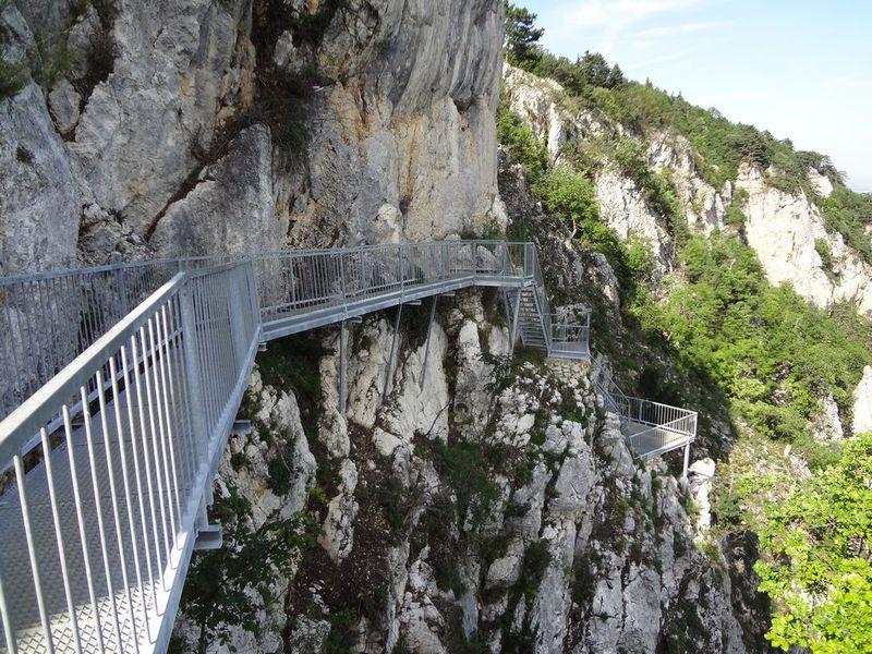 2017.09.30. / Ausztria - buszos kirándulás a Hohe Wandon-hoz és a híres Skywalk kilátóhoz / fő