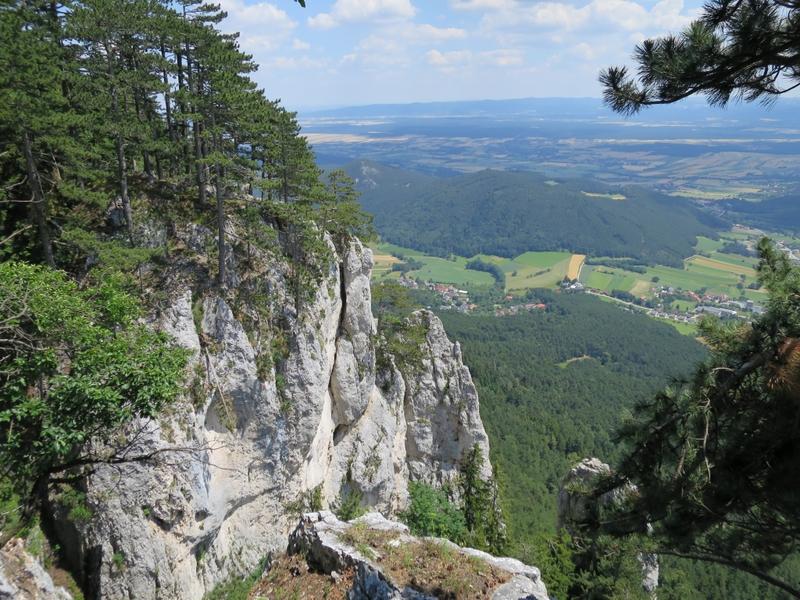 2017.10.21. / Ausztria - buszos kirándulás a Hohe Wandon-hoz és a híres Skywalk kilátóhoz / fő