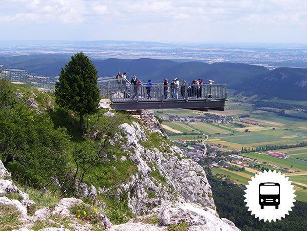Ausztria - buszos kirándulás a Hohe Wandon-hoz és a híres Skywalk kilátóhoz / fő