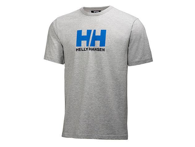Helly Hansen HH LOGO T-SHIRT GREY MELANGE L (54156_949-L) - AZONNAL ÁTVEHETŐ