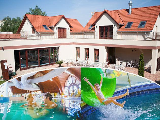 Zalakaros, Boni Családi Wellness Hotel*** - 3 nap 2 éjszaka szállás 2+1 fő részére félpanzióval - wellness szeptember 31-ig