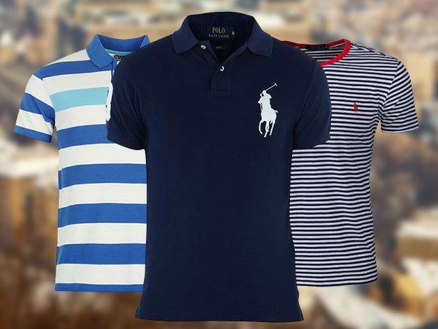 Tommy Hilfiger, Lee Cooper, Ralph Lauren, és Pierre Cardin férfi pólók 100% pamutból, S-XL méretben - kortalan stílus, prémium minőség - AZONNAL ÁTVEHETŐ