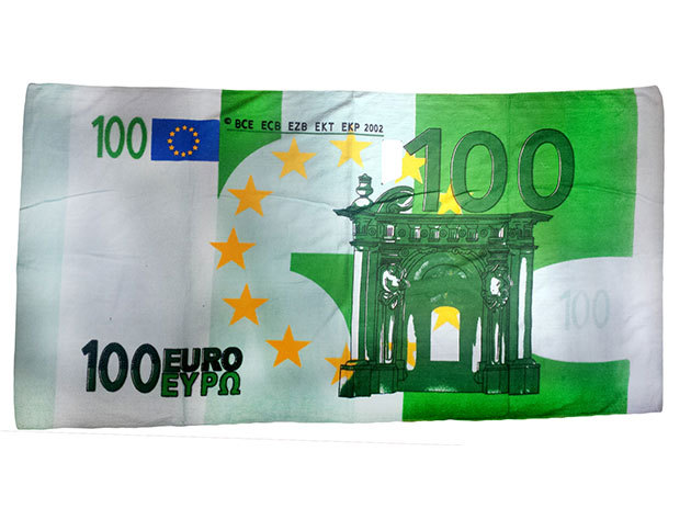 Strandtörölköző - 100 EUR (70x140cm)