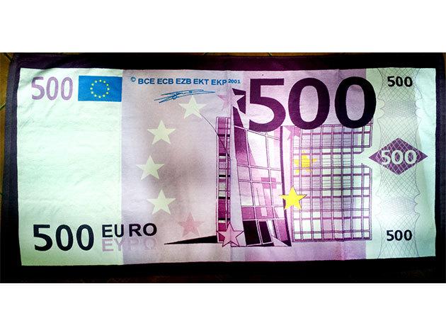 Strandtörölköző - 500 EUR (70x140cm)