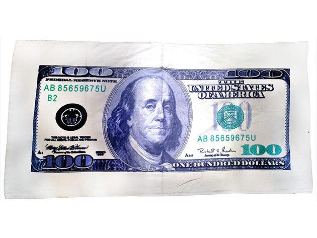 Strandtörölköző - 100$ (70x140cm)