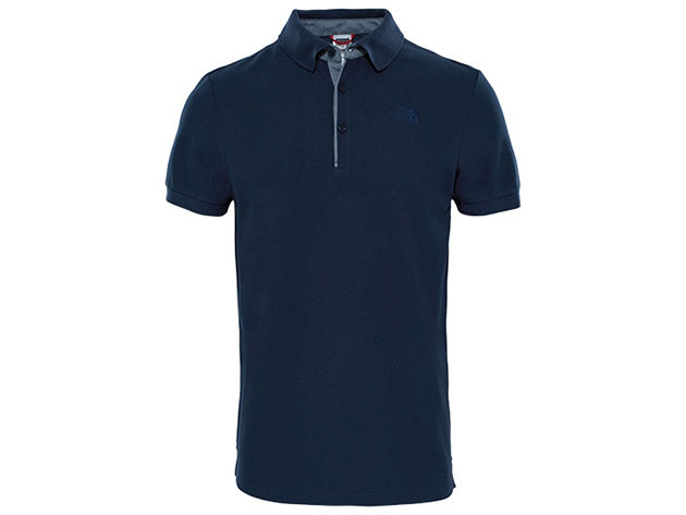 The North Face PREMIUM POLO PIQUE URBAN NAVY - T0CEV4H2G - L - AZONNAL ÁTVEHETŐ