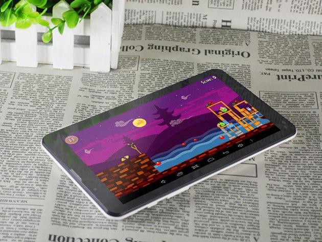 """MT102W 7"""" tablet - egy személyi szórakoztató központ minden korosztály számára: játék, film, internet"""