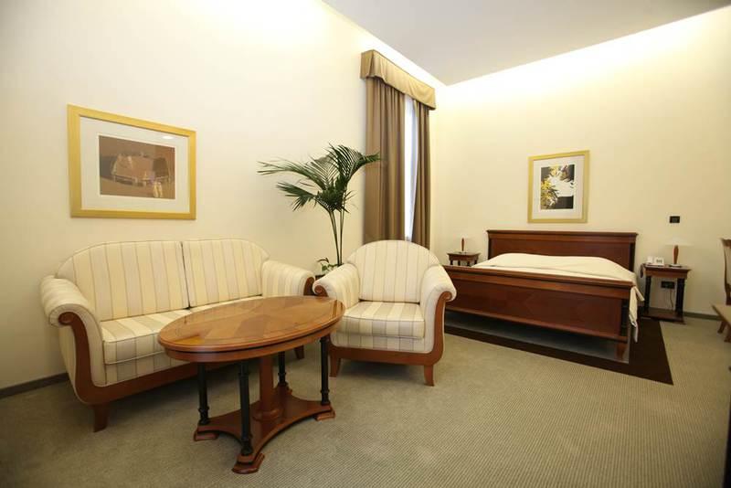 2017.04.18-06.30 /Hotel Villa Eugenia - Horvátország 4 nap 3 éj 2 fő részére PREMIUM AND SUPERIOR szobában, reggelivel, wellcome drinkkel