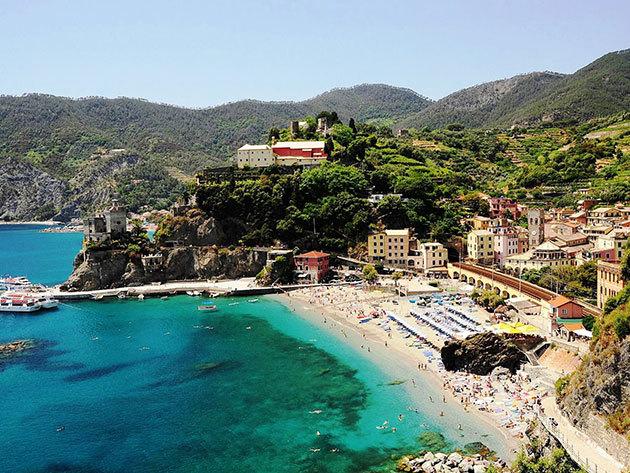 RÉSZLET! Cinque Terre - Ég és Föld között! 7 napos csillagtúra busszal. szállás hotelben reggelivel, programok idegenvezetővel
