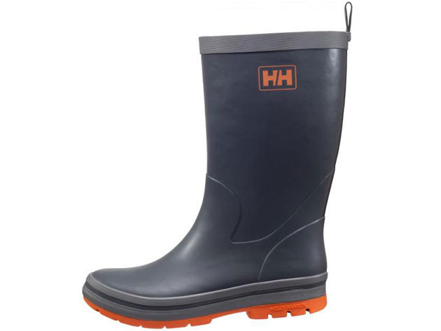 Helly Hansen MIDSUND 2 CHARCOAL / MID GREY / BUR EU 41/US 8 (10996_964-8)