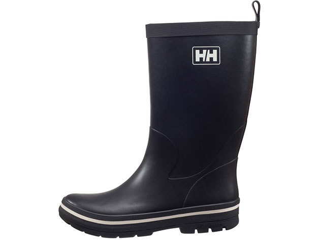 Helly Hansen MIDSUND 2 BLACK / OFF WHITE EU 41/US 8 (10996_990-8)