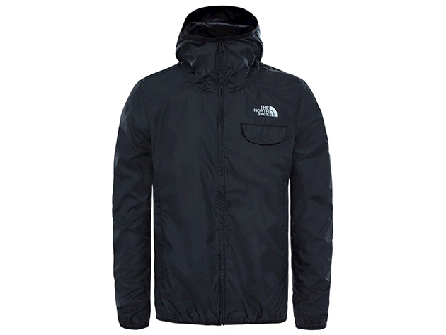 The North Face férfi TANKEN WIND JACKET TNF BLACK - T92S7QJK3 - M