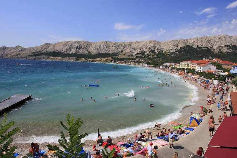 2017.06.30 - 07.02. /  Horvátország, Baska, csobbanás Krk-szigetén, buszos utazás / fő