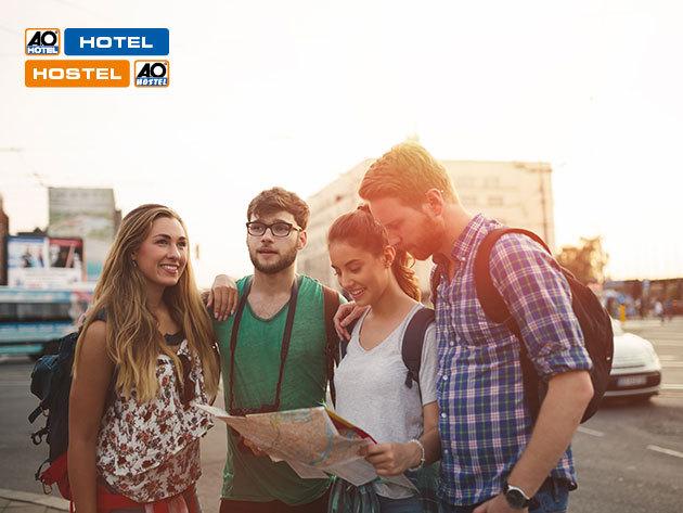 A&O Hotels - kedvezményes szállás: Bécs, München, Berlin, Köln, Prága, Velence... stb. - 19 európai városban felhasználható, 2018 decemberéig érvényes utalvány 2 + 2 Fő részére, 2 éjszakára, reggelivel