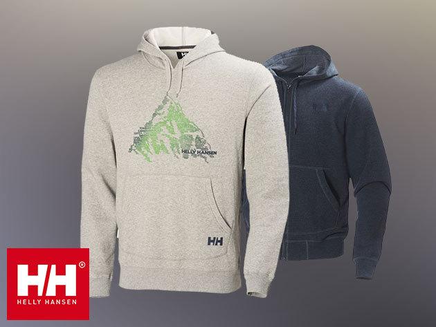 Helly Hansen férfi sportruházat - pamut pulóverek prémium minőségben, outlet áron! AZONNAL ÁTVEHETŐ, utolsó darabok!