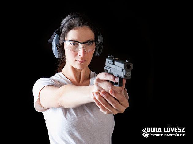 Lövészet izgalmas fegyverekkel (45 vagy 65 lőszer), oktatással és biztonsági felszereléssel - egyedülálló szabadtéri pályák Ráckevén / Duna Lövész Sportegyesület