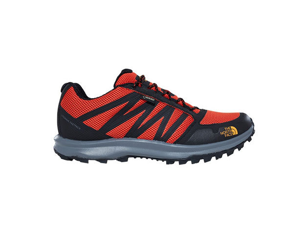 The North Face férfi cipő Litewave Fastpack Gtx Tnf Black/Tibetan Orange - T92Y8UTHU / US 7.5 EU 40