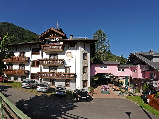 Ausztria, Karintia (Moll völgye), Erholungshotel Margarethenbad Spa**** szállás 3-7 éjszakára félpanzióval és egyéb extrákkal 2 főre, a Grossglockner régióban