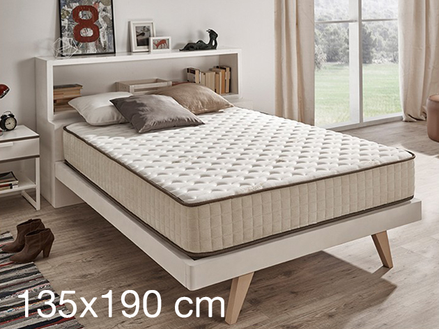 Visco Luxury Bamboo Premium, Double - 135x190 (15 kg)