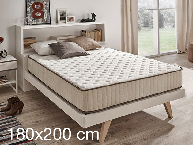 Visco Luxury Bamboo Premium, Super King Size - 180x200 (22 kg)