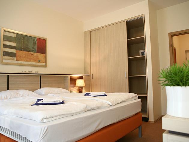 Villa Azúr 3 nap/2 éjszaka szállás 2 fő részére félpanziós ellátással és wellness használattal,