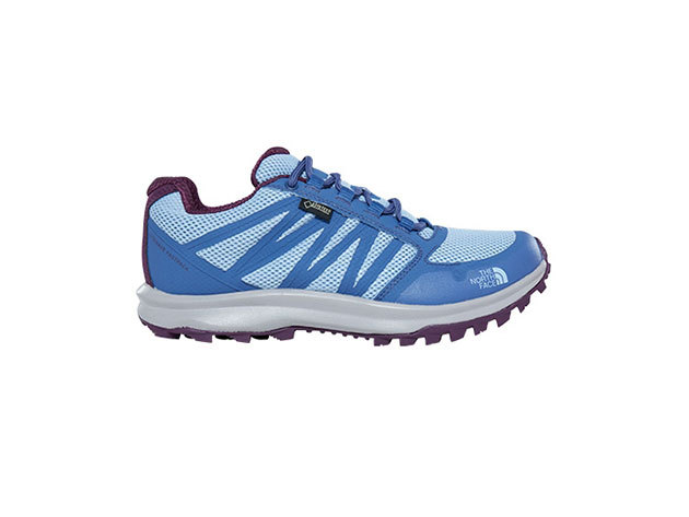 The North Face női cipő LITEWAVE FP GTX Racer Blue - T92Y8VRCR / US 7 EU 38