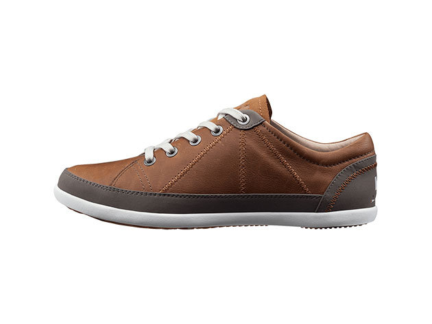 Helly Hansen W STRANDABERG TABACCO BROWN / OFF WHITE EU 36/US 5.5 (11208_746-5.5)