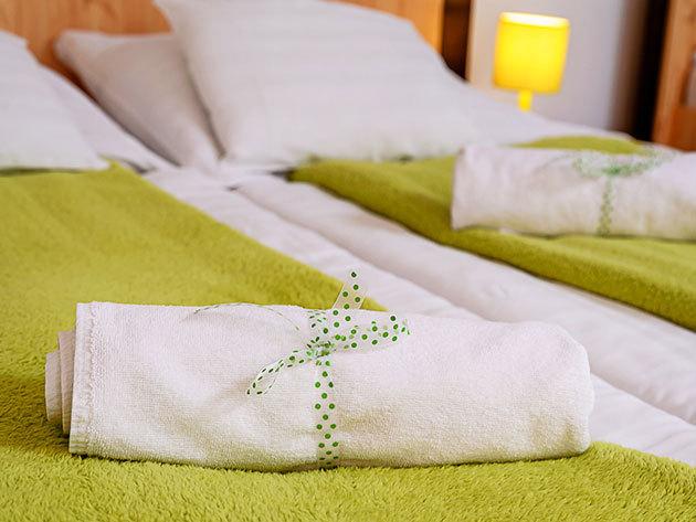 Szilvásvárad, Luxus Tanya - szállás country apartmanokban 4 napra félpanziós ellátással és sok extrával / 2 fő