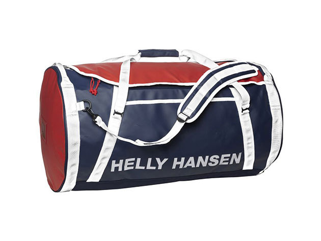 Helly Hansen HH DUFFEL BAG 2 30L EVENING BLUE / RED / WHIT STD (68006_691-STD)