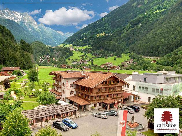 Osztrák vakáció az Alpokban All inclusive ellátással és wellness kényeztetéssel 2 fő részére - 3, 4, 6 vagy 8 nap - Hotel Gutshof Zillertal****