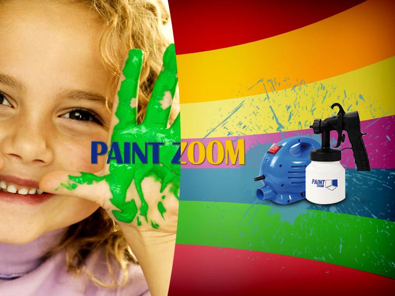 A Paint Zoom szinte helyetted festi ki az otthonodat, 50% kedvezménnyel!
