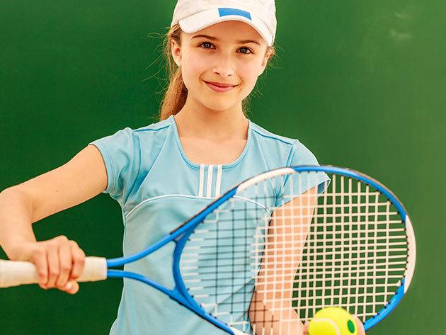 Napközis tenisz és sporttábor Csillebércen 5-18 éveseknek, június 19-tól július 22-ig, egyhetes turnusokban, napi 3x étkezés