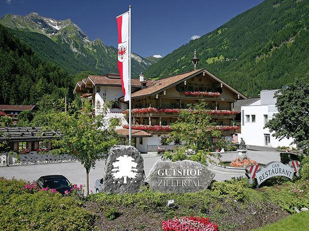 Gutshof Zillertal**** - 8 nap 7 éj 2 fő részére all inclusive ellátással és wellness kényeztetéssel