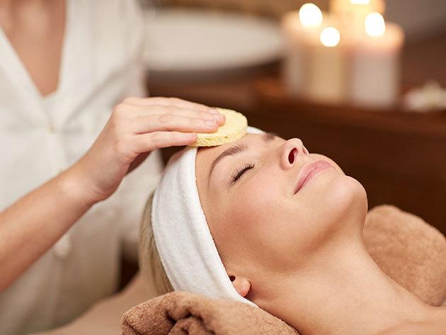 Arckezelés masszázzsal (60 perc) GIGI Holt-tengeri kozmetikumokkal / Avatar Holisztikus Gyógyászat