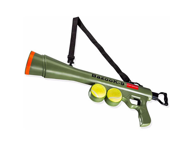BazooK 9 labda kilövő