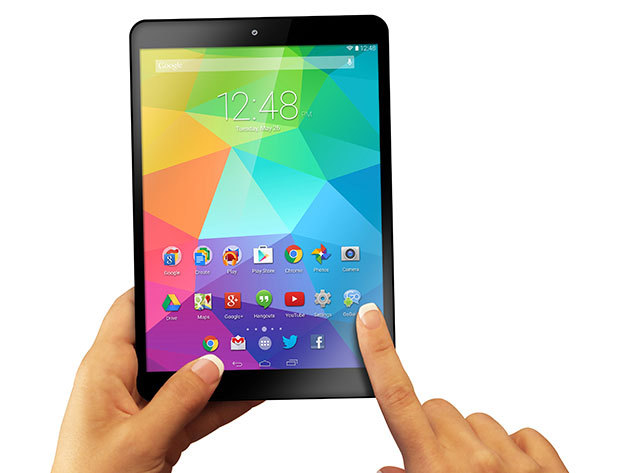 """GoTab GT785X Quad Core 7"""" Androidos tablet - személyi szórakoztaközpont a család minden tagjának"""