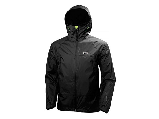 Helly Hansen LOKE SAGA JACKET BLACK M (62721_990-M)