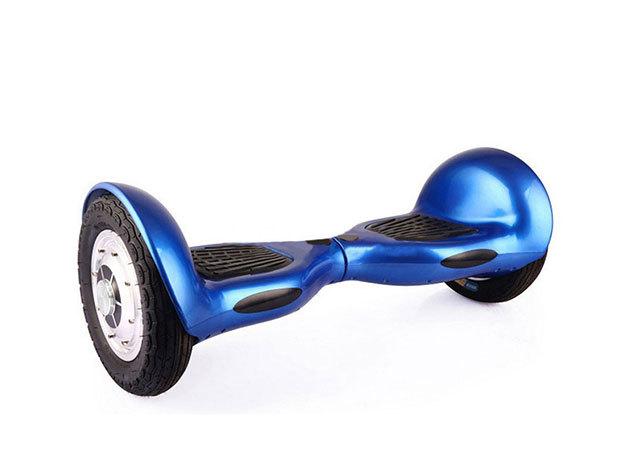 Segway Smart10 - kék terepmintás - (10 colos kerék) IRP-000004038