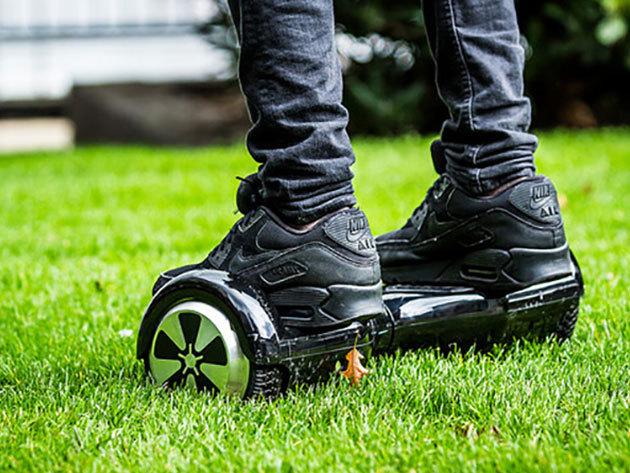 Segway / hoverboard - a stílusos, gyors városi közlekedés legmodernebb eszköze, giroszkóppal felszerelve, Samsung lítium akkumulátorral! Akár 12 km / h sebesség - 1 év garancia
