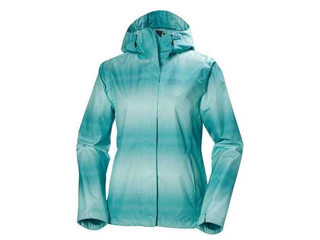 Helly Hansen W NINE K JACKET BLUE TINT SHADED STITCH L (62300_501-L)