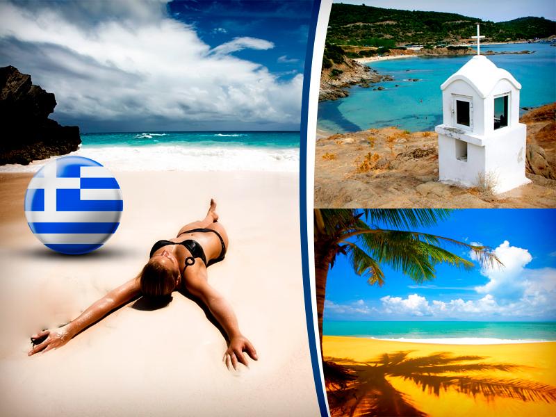 A béke szigete vár Sartiban, a görög tengerparton, csak 3.900 Ft-ért!