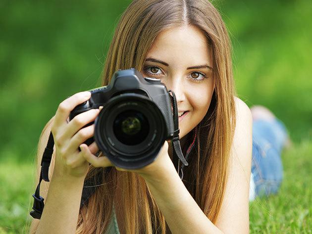 10 alkalmas kezdő-középhaladó fotós tanfolyam / fő