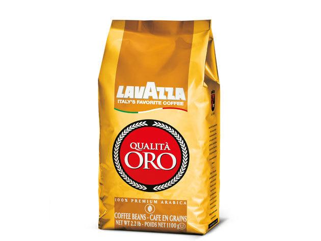 LAVAZZA Qualita ORO szemes kávé (1kg) - AZONNAL ÁTVEHETŐ