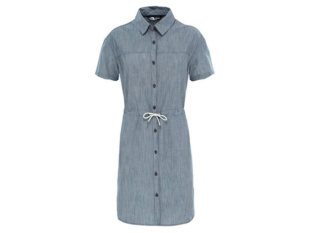 The North Face Women's Cagoule Shirt női ruha / Szín: URBAN NAVY - T92WAEH2G / Méret: M (AZONNAL ÁTVEHETŐ)