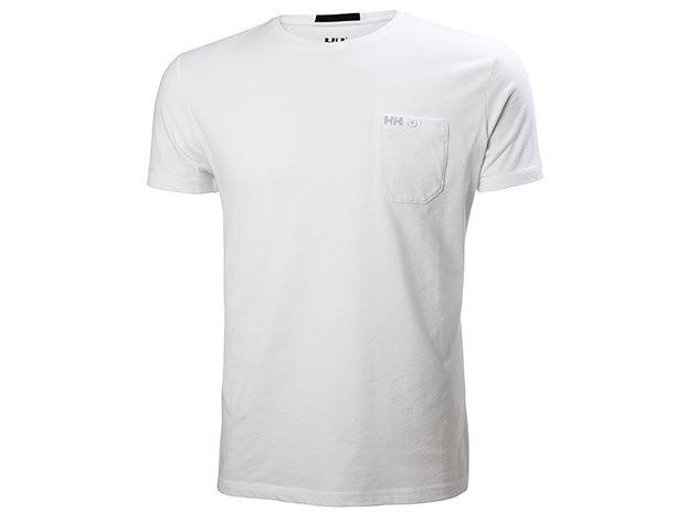 Helly Hansen FJORD T-SHIRT WHITE XL (53025_001-XL) - AZONNAL ÁTVEHETŐ